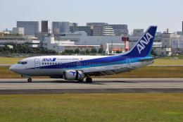 徳兵衛さんが、伊丹空港で撮影した全日空 737-54Kの航空フォト(写真)