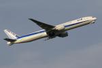 EF66901さんが、成田国際空港で撮影した全日空 777-381/ERの航空フォト(写真)