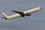 EF66901さんが、成田国際空港で撮影したキャセイパシフィック航空 777-367の航空フォト(写真)