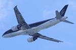 yabyanさんが、関西国際空港で撮影したスターフライヤー A320-214の航空フォト(飛行機 写真・画像)