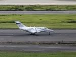 kikiさんが、羽田空港で撮影したホンダ・エアクラフト・カンパニー HA-420の航空フォト(写真)