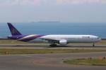 SIさんが、中部国際空港で撮影したタイ国際航空 777-3D7の航空フォト(写真)