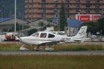 テクストTPSさんが、松山空港で撮影した日本法人所有 SR22 GTSの航空フォト(写真)