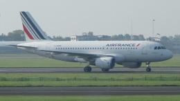 航空フォト:F-GRHR エールフランス航空 A319