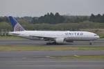 amagoさんが、成田国際空港で撮影したユナイテッド航空 777-222の航空フォト(写真)