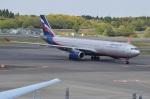 amagoさんが、成田国際空港で撮影したアエロフロート・ロシア航空 A330-343Xの航空フォト(写真)