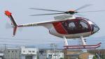 C.Hiranoさんが、八尾空港で撮影した中日本航空 369Eの航空フォト(写真)