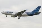 たみぃさんが、ロンドン・ガトウィック空港で撮影したエア・トランザット A310-304/ETの航空フォト(写真)