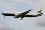 たみぃさんが、ロンドン・ヒースロー空港で撮影したポラリス・アヴィエーション・ソリューションズ 767-238/ERの航空フォト(写真)