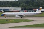 たみぃさんが、ハンブルク空港で撮影したルフトハンザドイツ航空 A321-231の航空フォト(写真)