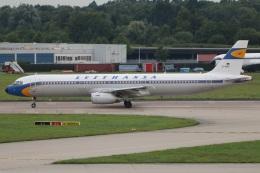 たみぃさんが、ハンブルク空港で撮影したルフトハンザドイツ航空 A321-231の航空フォト(飛行機 写真・画像)