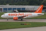 たみぃさんが、ハンブルク空港で撮影したイージージェット・スイス A319-111の航空フォト(写真)