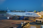 FlyHideさんが、ルイス・ムニョス・マリン国際空港で撮影したジェットブルー A320-232の航空フォト(写真)
