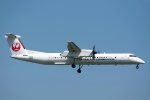 rYo1007さんが、福岡空港で撮影した日本エアコミューター DHC-8-402Q Dash 8の航空フォト(写真)