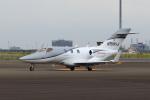 たまさんが、羽田空港で撮影したHJ EQUIPMENT LLC HA-420の航空フォト(写真)