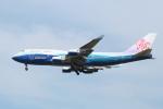 気分屋さんが、成田国際空港で撮影したチャイナエアライン 747-409の航空フォト(写真)