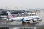 kix大好きカズチャマンさんが、関西国際空港で撮影したチャイナエアライン A350-941XWBの航空フォト(写真)