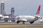 senyoさんが、成田国際空港で撮影した日本トランスオーシャン航空 737-4Q3の航空フォト(写真)