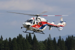MrMoricyanさんが、秋田空港で撮影した秋田県消防防災航空隊 BK117C-1の航空フォト(写真)