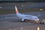 LEGACY-747さんが、新千歳空港で撮影した日本航空 737-846の航空フォト(飛行機 写真・画像)