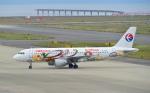 kamerajiijiさんが、中部国際空港で撮影した中国東方航空 A320-214の航空フォト(写真)