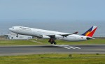 kamerajiijiさんが、中部国際空港で撮影したフィリピン航空 A340-313Xの航空フォト(写真)