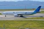 amagoさんが、関西国際空港で撮影したガルーダ・インドネシア航空 A330-343Xの航空フォト(写真)
