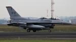 ユージ@RJTYさんが、横田基地で撮影したアメリカ空軍 F-16DM-50-CF Fighting Falconの航空フォト(写真)