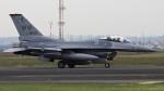 ユージ@RJTYさんが、横田基地で撮影したアメリカ空軍 F-16CM-50-CF Fighting Falconの航空フォト(写真)