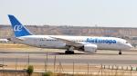 誘喜さんが、マドリード・バラハス国際空港で撮影したエア・ヨーロッパ 787-8 Dreamlinerの航空フォト(写真)