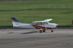 Koenig117さんが、名古屋飛行場で撮影したトライスター航空 172M Skyhawkの航空フォト(写真)