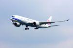 まいけるさんが、スワンナプーム国際空港で撮影したチャイナエアライン A350-941XWBの航空フォト(写真)