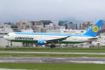 虎太郎19さんが、福岡空港で撮影したウズベキスタン航空 767-33P/ERの航空フォト(写真)