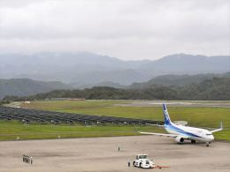 石見空港 - Iwami Airport [IWJ/RJOW]で撮影された石見空港 - Iwami Airport [IWJ/RJOW]の航空機写真