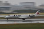 tecasoさんが、伊丹空港で撮影したジェイ・エア CL-600-2B19 Regional Jet CRJ-200ERの航空フォト(写真)