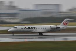 tecasoさんが、伊丹空港で撮影したジェイエア CL-600-2B19(CRJ-200ER)の航空フォト(飛行機 写真・画像)