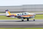 いっち〜@RJFMさんが、宮崎空港で撮影した航空大学校 A36 Bonanza 36の航空フォト(写真)