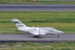 camelliaさんが、羽田空港で撮影したホンダ・エアクラフト・カンパニー HA-420の航空フォト(写真)