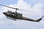 eikas11さんが、徳島空港で撮影した陸上自衛隊 UH-1Jの航空フォト(写真)