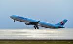 kamerajiijiさんが、中部国際空港で撮影した大韓航空 A330-323Xの航空フォト(写真)