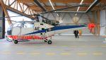 C.Hiranoさんが、ポー・ピレネー空港で撮影したフランス陸軍 Alouette IIIの航空フォト(写真)