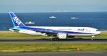 kamerajiijiさんが、中部国際空港で撮影した全日空 777-281/ERの航空フォト(写真)