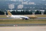 nan1011さんが、パリ シャルル・ド・ゴール国際空港で撮影したガルフ・エア A320-214の航空フォト(写真)