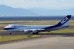 yabyanさんが、中部国際空港で撮影した日本貨物航空 747-4KZF/SCDの航空フォト(飛行機 写真・画像)