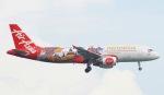 Seiiさんが、シンガポール・チャンギ国際空港で撮影したエアアジア・インドネシア A320-216の航空フォト(写真)