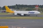 amagoさんが、成田国際空港で撮影したアトラス航空 747-87UF/SCDの航空フォト(写真)