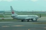 Rsaさんが、金海国際空港で撮影した日本航空 737-846の航空フォト(写真)