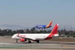 チャッピー・シミズさんが、ロサンゼルス国際空港で撮影したアビアンカ航空 A321-231の航空フォト(写真)