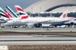 チャッピー・シミズさんが、ロサンゼルス国際空港で撮影した中国国際航空 787-9の航空フォト(写真)
