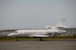 ハピネスさんが、関西国際空港で撮影したアメリカ企業所有 Falcon 900の航空フォト(飛行機 写真・画像)